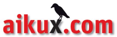 aikux.com GmbH Schrift auf weiss