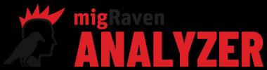 migRaven Analyzer Logo